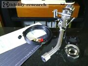 Fidelity-research Fr-64s Tone Arm Phono Cable Included Lifter Oil Replenished