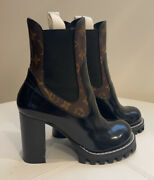 Louis Vuitton Star Trail Chelsea Ankle Boots/ Booties Size 37/ Us 7