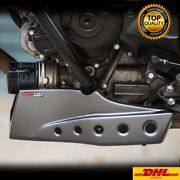 Mid Fairing Lower Belly Pan Gray Cover Engine For Suzuki Sv650 Sv650x
