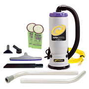 Proteam Backpack Vacuum Cleaner Wand Tool Kit Xover Multi-surface 2-piece