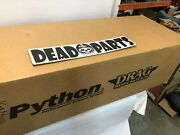 Harley Python Vandh Softail Fishtail Duals Dual Exhaust System Mufflers Pipes