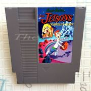 The Jetsons Cogswell's Caper 72 Pin 8 Bit Game Cartridge For Nes
