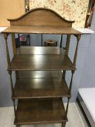 Kansas City Show Case And Store Fixtures Works Collectible