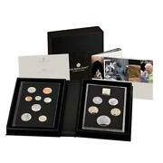2021 United Kingdom Annual 13-piece Collector Proof Coin Set 5 Commemoratives