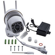 1080p Hd Wireless Wifi Ip Camera Home Security Monitor Cctv Night Vision Outdoor