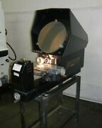 14 Suburban Master View Mv-14, Led Readouts For Tbl X-y Optical Comparator,