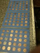 Lincoln Head Cent Collection, 1941-1974, Book Two, Complete