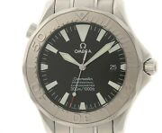 Omega Seamaster Professional 2230.50 Automatic Black Dial Stainless Steel Menand039s