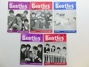 The Beatles Book Monthly Complete Set 1-77 Original Issues