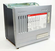 Beckhoff C6140 Pii-850mhz 100-240v Ind. Pc 41gb Hdd + 2x Cp9030.5 Cp-link -used-