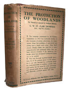 1928, 1st, Hcdj, The Protection Of Woodlands, By G W St Clair Thompson, Nature