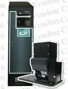 Compact Changer And Hopper Coin Machine W New Ict L70 Bill Acceptor Accepts 1-20