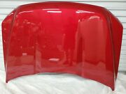 New 2021-2022 Ford F-150 Hood Genuine Ford Red D4