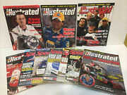 Nascar Winston Cup Illustrated And Speedway Magazine Lot Of 10 2003-2007