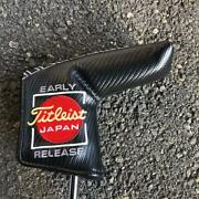 Scotty Cameron 1/1000 For Japan Only Golo 3 34 Inches