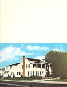 Ny Long Island Oceanside Towers Funeral Home Business Card 3.5x4.5 Mint A23