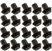 20 Pack Of Viking Range Compatible Grate Rubber Feet Bumpers Heat Resistant New