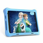 8 Inch Kids Tablet 1920 X 1200 Ips Fhd Display Android 10 Tablet Pc Blue