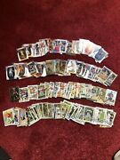 Mint Sleeved Baseball Basketball Football Card Collection Big Cards Invest