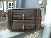 Vintage Antique 1930and039s -1940and039s Art Deco Car Truck Heater Under Dash Chevy Ford