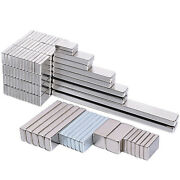 N35 Ndfeb Super Strong Rare Earth Neodymium Magnets Block Cube Magnetic