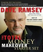 Dave Ramsey Starter Set Includes The Total Money Makeover Revised 3rd Editio...
