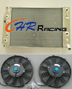 Radiator And Fan For Chevrolet Corvette C6 2005-2013 And Saab 9-7x 2008-2009 Mt