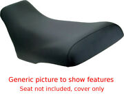 All-grip Seat Cover Only Quad Works 31-43593-01 93-04 Yamaha Yfm350x Warrior