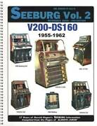Dr Know It Alland039s Seeburg Jukeboxes Vol 2 Reference Book Repair 1955-1962 V200-ds