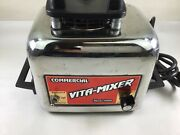 Vita-mixer Maxi 4000 Commercial Base Only Model 479044 Tested A36