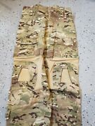 36r Crye Combat Pants Brand New W/knee Pads
