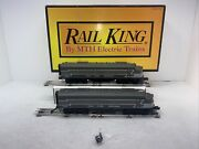 Mth Railking 30-2140-1 New York Central E-8 Aa Diesel Eng Ps.1 O Gauge Used Nyc