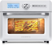 19 Quart Air Fryer 10in1 Countertop Toaster Oven, Convection Oven W/ Rotisserie