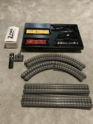 Mth Rail King Chicago North Western System Train Set With Engine + 4 Cars Mint