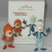 2012 Hallmark Heat Miser And Snow Miser The Year Without A Santa Claus
