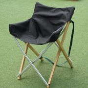 Snow Peak Teke Chair Black Fes-185 Bamboo 2020 Limited Edition From Japan