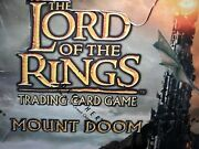Lord Of The Rings Lotr Tcg Ccg Mount Doom Top Tier Singles  Select Your Card