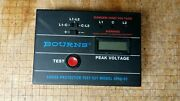 bourns Inc. - Surge Protector Test Set Model 4010-01 Powers On