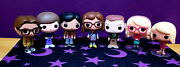 Funko Pop The Big Bang Theory Complete Set Vaulted Figures, Loose Set