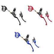 Universal Motorcycle Short Stunt Clutch Pull Cable Lever Easy System Dirt Bike
