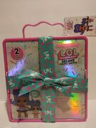 ⚡lol Surprise Deluxe Present Surprise Series 2 Slumber Party Theme With Exclus..