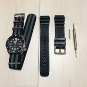 Rare Seiko 6309-7290 Watch Divers F/s From Jp