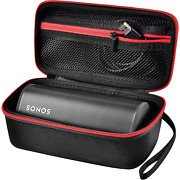 Case Compatible With Sonos Roam Wlan And Bluetooth Portable Smart Speaker, Travel