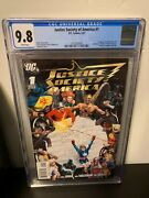 Justice Society Of America 1-33 Including 1 Cgc 9.8 And Annual 1 New Starman