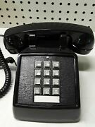 Cortelco Black Touch Tone Landline Desk Counter Telephone Wired Phone Brand New