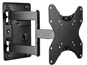 Mount-it Lockable Rv Tv Wall Mount With Quick Release   Tv Mount   Fits 23 To 4