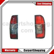 Tyc 2x Left Right Tail Light Assembly For Nissan Frontier 2002-2004