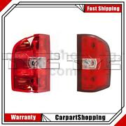 2 Tyc Tail Light Assembly Left Right For Silverado 3500 2011-2011