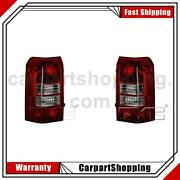 2 Tyc Tail Light Assembly Left Right For Jeep Patriot