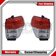 2 Tyc Tail Light Assembly Left Right For Toyota 2010-2010